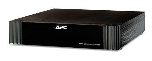 APC SBATTBLK AV Black S Type Extended Battery Pack 48Vdc