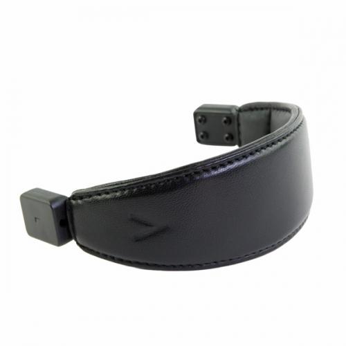 Audeze Black Lambskin Leather Headband for LCD Headphones