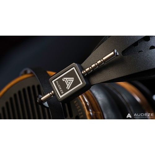 Audeze LCD-3 High-Performance Planar Magnetic Headphones (Zebra-Wood)