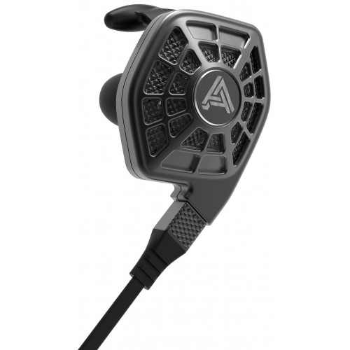 Audeze iSINE10 In-Ear Planar Magnetic Headphones with CIPHER Lightning Cable