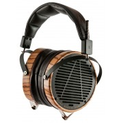 Audeze LCD-3 Planar Magnetic Brown Leather Headphones (Zebra-Wood)