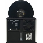 Audio Desk Systeme Vinyl Cleaner PRO LP Cleaning System (Black)
