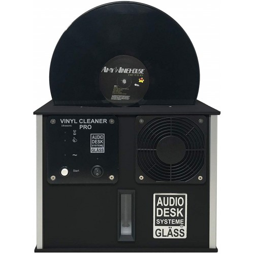 Audio Desk Systeme Vinyl Cleaner PRO LP Cleaning System