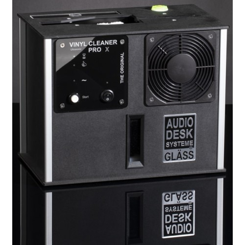 Audio Desk Systeme Vinyl Cleaner PRO X 10th Anniversary LP Cleaning System (Black)