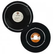 "Ultra Systems 7"" & 10"" A-Rings for Audio Desk  Vinyl Cleaner"