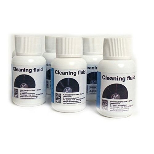 Audio Desk Systeme Vinyl Cleaning Fluid Concentrate 5-Pak