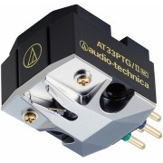 Audio-Technica AT33PTG/2 Dual Moving Coil MC Cartridge