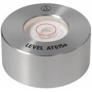 Audio-Technica AT615a Machined-Aluminum Turntable Bubble Level