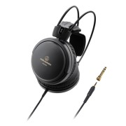 Audio-Technica ATH-A550Z Art Monitor Closed-Back Dynamic Headphones