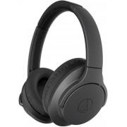 Audio-Technica ATH-ANC700BTBK QuietPoint Wireless Active Noise-Cancelling Headphones (Black)