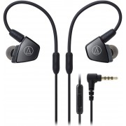 Audio-Technica ATH-LS300iS In-Ear Triple Armature Driver Headphones
