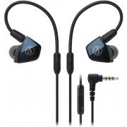 Audio-Technica ATH-LS400iS In-Ear Quad Armature Driver Headphones