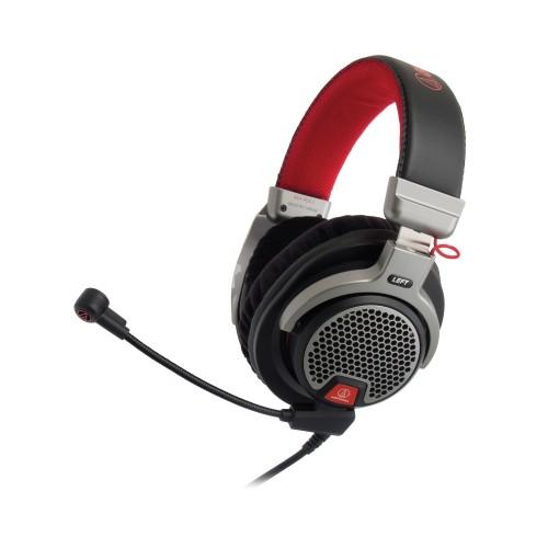 "Audio-Technica ATH-PDG1 Premium Gaming Headset w/ 6"" Boom Microphone"