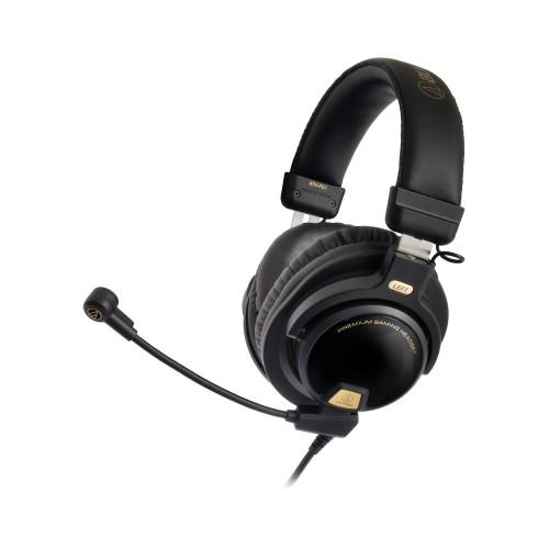 "Audio-Technica ATH-PG1 Premium Gaming Headset w/ 6"" Boom Microphone"