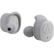 Audio-Technica ATH-SPORT7TWGY SonicSport Wireless In-Ear Headphones (Gray)