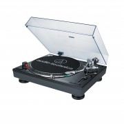 Audio-Technica AT-LP120BK-USB Direct-Drive Turntable with USB Display Model