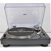 Audio-Technica AT-LP120BK-USB Black Direct-Drive Turntable