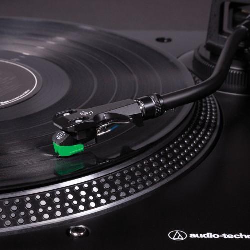 Audio-Technica AT-LP120XBT-USB-BK Bluetooth Direct-Drive Turntable (Black)