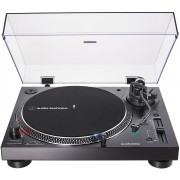 Audio-Technica AT-LP120XUSB-BK Direct-Drive Analog & USB Turntable (Black)