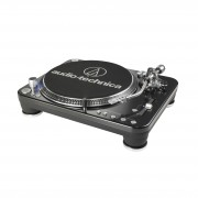 Audio-Technica AT-LP1240-USB Direct-Drive DJ Turntable with USB
