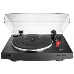 Audio-Technica AT-LP3BK Fully Automatic Belt-Drive Stereo Turntable (Black)