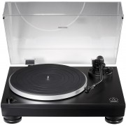 Audio-Technica AT-LP5X Fully-Manual Direct-Drive Turntable (Black)