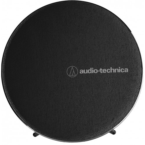 Audio-Technica AT-LP60SPBT-BK Wireless Turntable and Speaker System