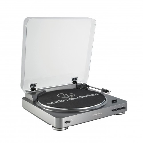 Audio-Technica AT-LP60-USB Fully Automatic Belt-Drive Stereo Turntable Display Model