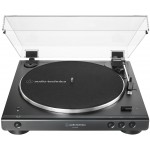Audio-Technica AT-LP60XBT-BK Fully Automatic Wireless Belt-Drive Turntable (Black)