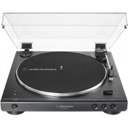 Audio-Technica AT-LP60XBT-USB-BK Fully-Auto Wireless/USB/Analog Turntable (Black)