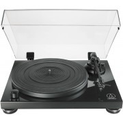 Audio-Technica AT-LPW50PB Fully-Manual Belt-Drive Turntable