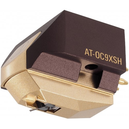 Audio-Technica AT-OC9XSH Dual Moving Coil Cartridge