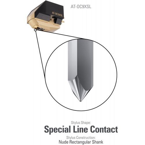 Audio-Technica AT-OC9XSL Dual Moving Coil Cartridge