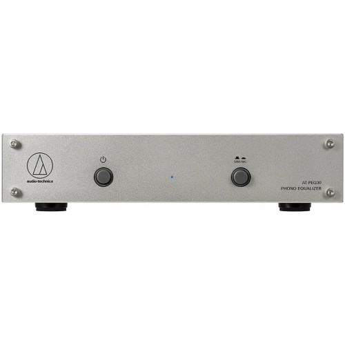 Audio-Technica AT-PEQ30 MC/MM Stereo Phono Preamp/Equalizer