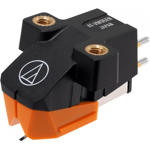 Audio-Technica AT-VM95EN Dual Moving Magnet Cartridge with Elliptical Nude stylus