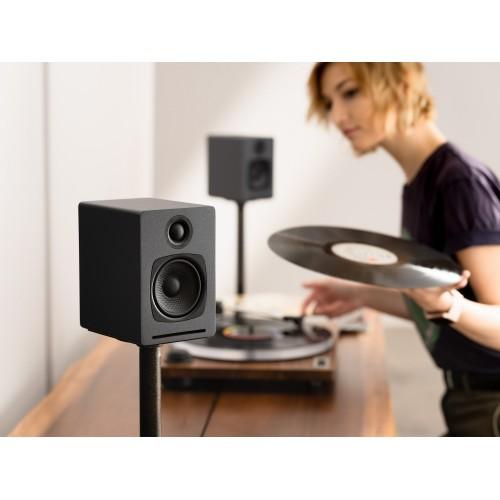 Audioengine A1 Premium Powered Bluetooth Stereo Speakers (Gray)
