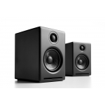 Audioengine A2+ Wireless Bluetooth Desktop Speakers (Black)