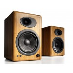 Audioengine A5+ Classic Powered Bookshelf Speakers (Bamboo)