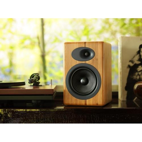 Audioengine A5+ Classic Powered Bookshelf Speakers (Display Model)