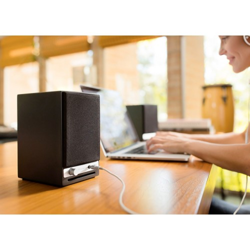 Audioengine HD3 Wireless Powered Speakers (Satin Black)