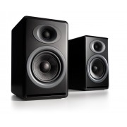 Audioengine P4 Premium Passive Bookshelf Speakers (Satin Black)