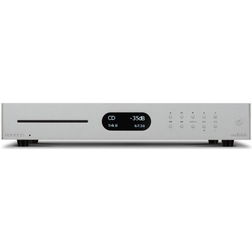 Audiolab 8300CD CD Player / DAC / Preamp (Silver)