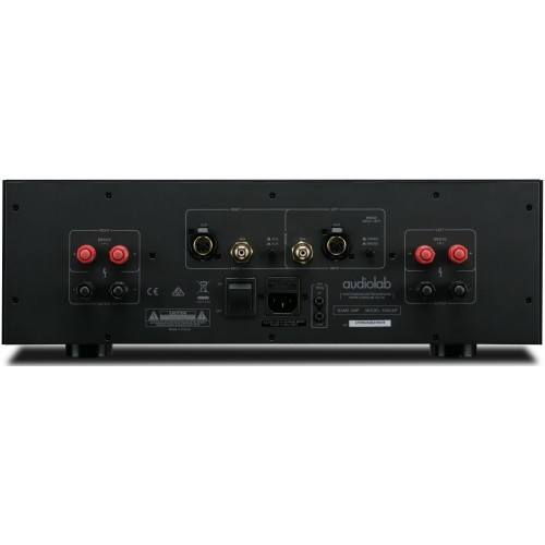 Audiolab 8300XP Stereo Power Amplifier (Black)