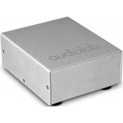 Audiolab DC BLOCK Audio Grade Mains Filter & Direct Current Blocker (Silver)