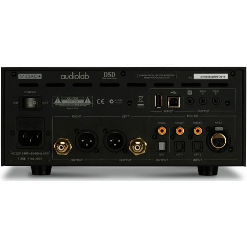 Audiolab M-DAC+ High-Performance Multi-Purpose Audio DAC (Black)