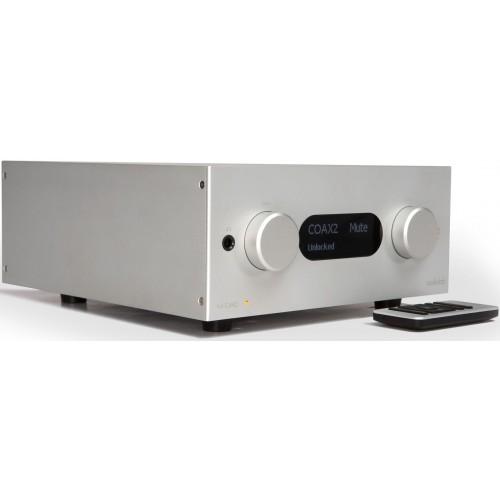 Audiolab M-DAC+ High-Performance Multi-Purpose Audio DAC (Silver)
