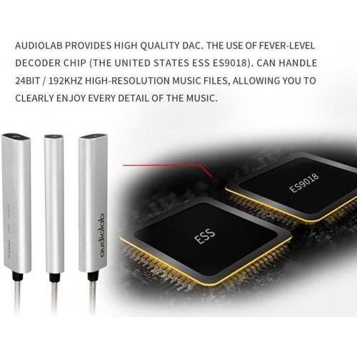 Audiolab P-DAC Portable Headphone Amp / USB DAC