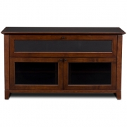 BDI Novia 8428 Cabinet in Cherry finish. Display Model