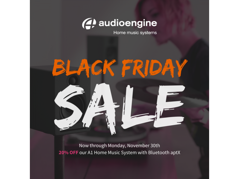 Audioengine A1 Sale