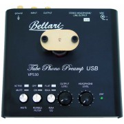 Bellari VP530 Tube Phono Preamp with USB & Headphone Amp